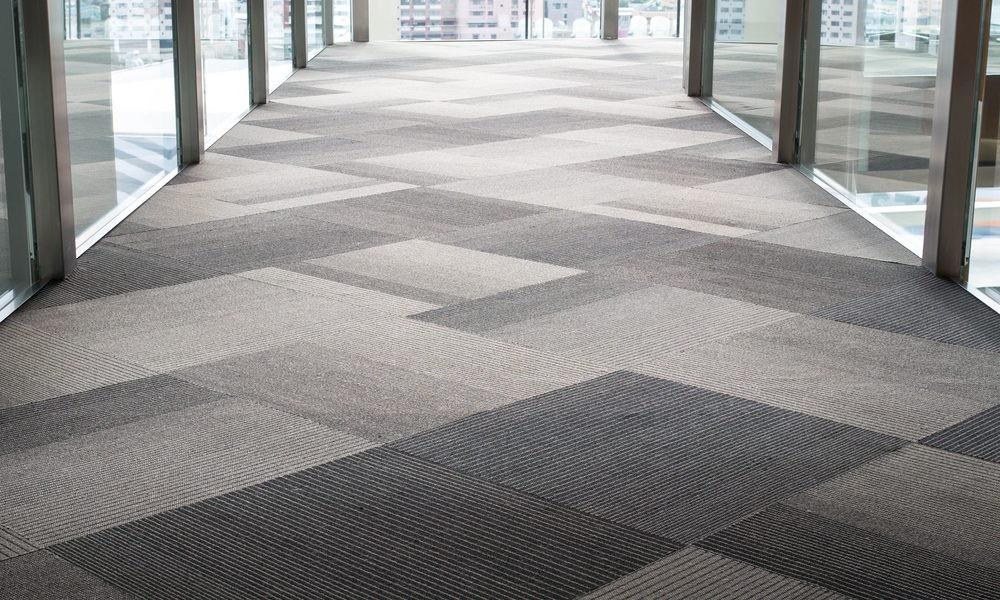 koberec vstupní hala