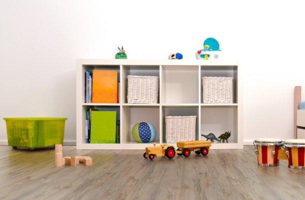 vinyl dětský pokoj