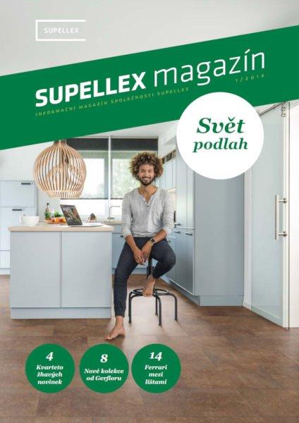 Supellex magazín 1/2018