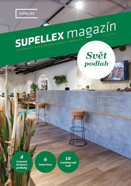 Supellex magazín 02/2018