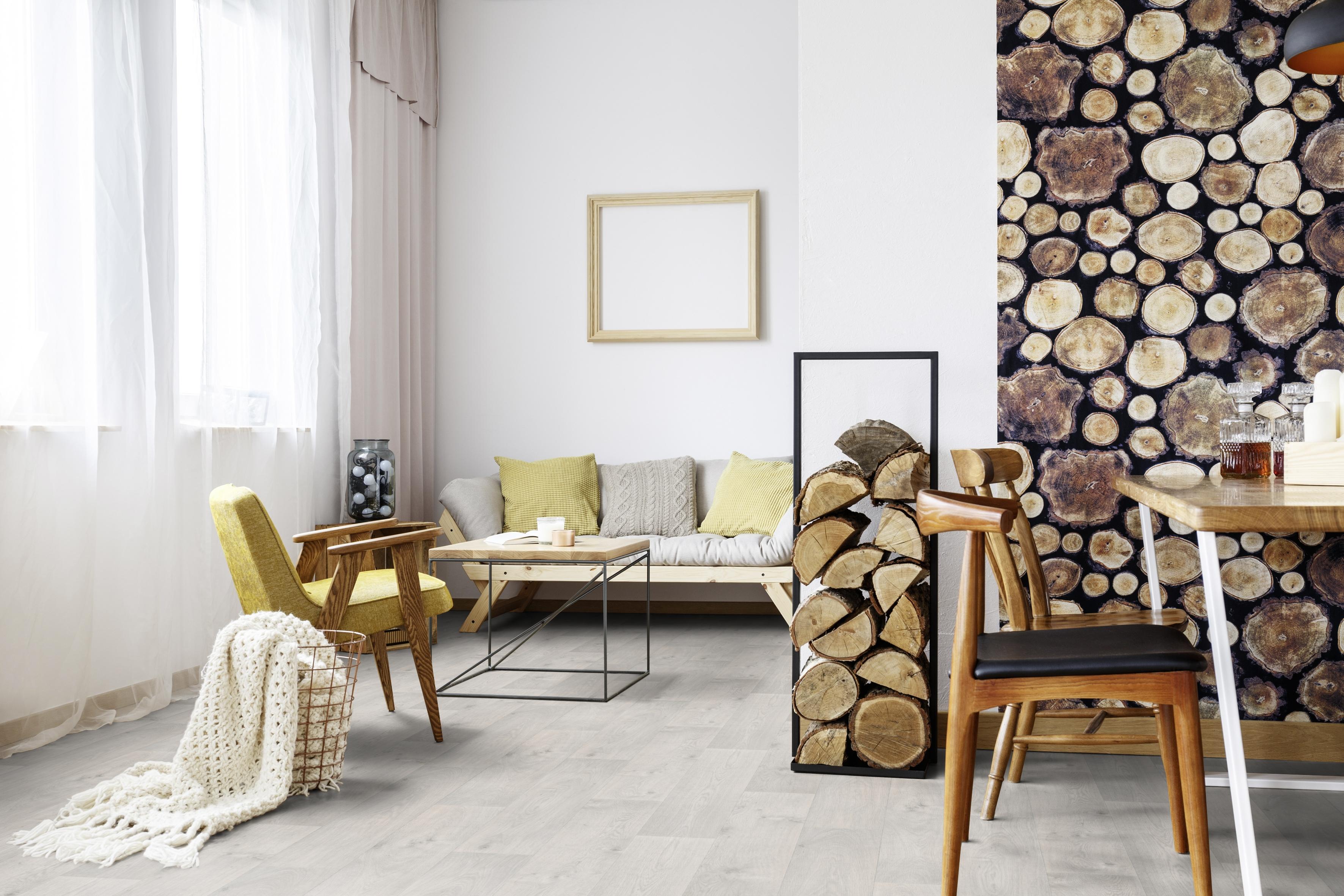 linoleum obývací pokoj