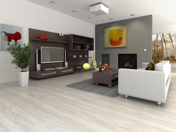 plovoucí podlaha obývací pokoj