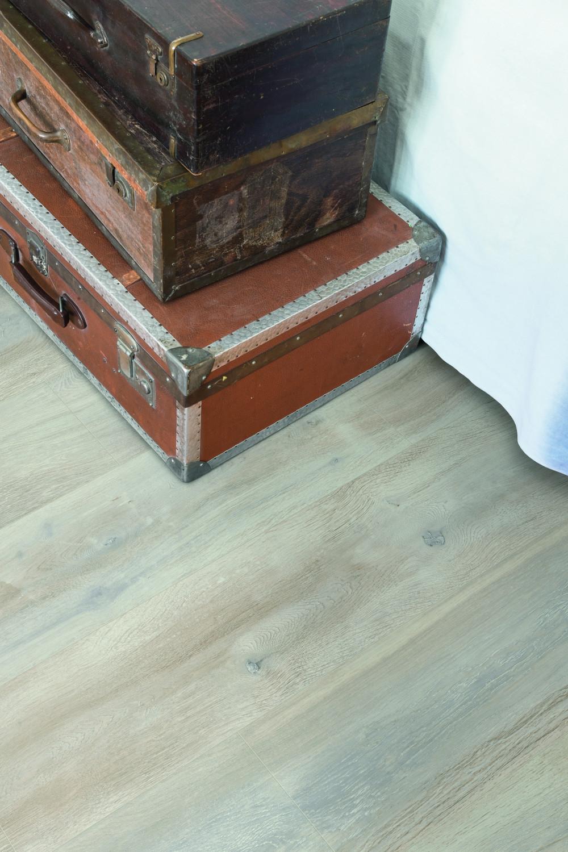 Zátěž snese laminátová podlaha?